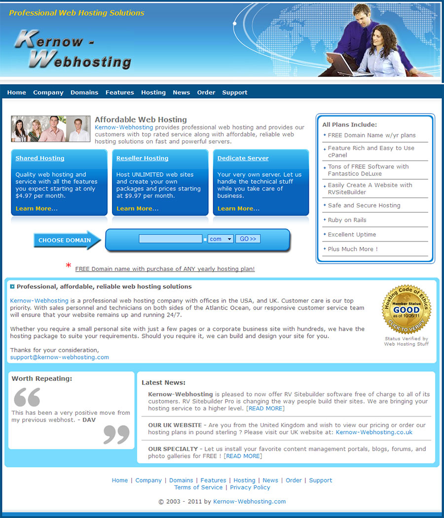 screenshot-kernow-webhosting